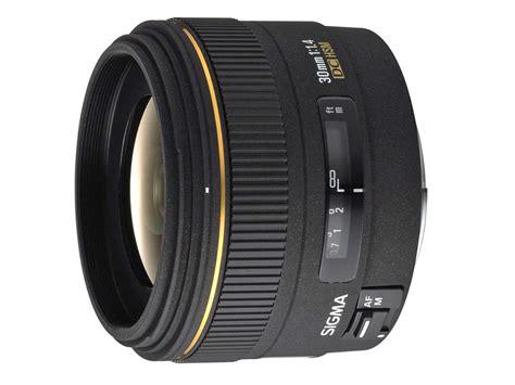 Sigma 30mm F1 4 sigma 30mm f1 4 ex dc a mount lens info