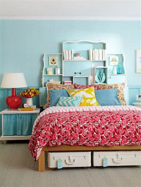 creative headboards 17 bookshelves that double as headboards