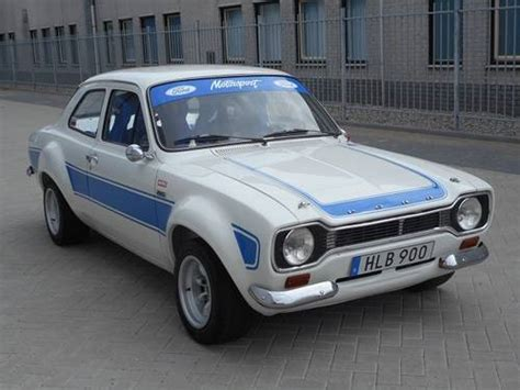 ford rs2000 ford rs2000 with fia documents for sale 1975