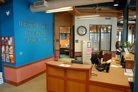 Student Center Information Desk Student Center Information Desk St Lawrence University