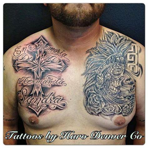 tattoo chest chicano chicano tattoos art chicano tattoos pinterest