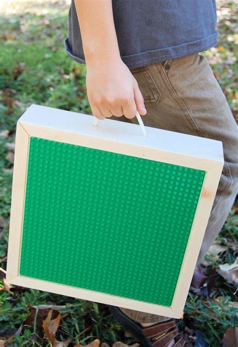 portable lego storage box  carrying case great idea