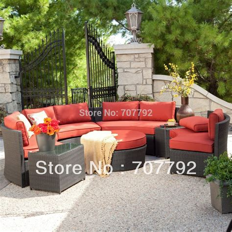 all weather garden sofas hot sale new design wicker all weather wicker furniture in