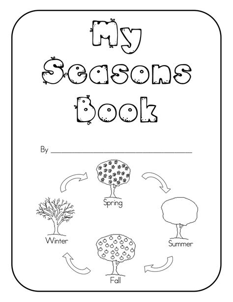 a season in my books kindertastic seasons