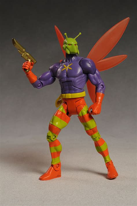 Dc Universe Wave 6 Mr Miracle review and photos of dcuc mr miracle killer moth