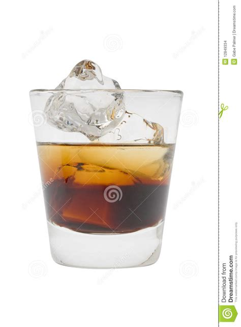 black russian cocktail black russian cocktail stock photo image of copy brown
