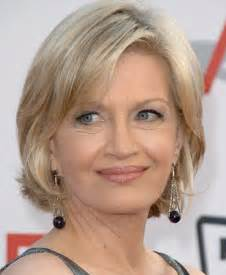 Hairstyles for women over 60 with fine thin hair
