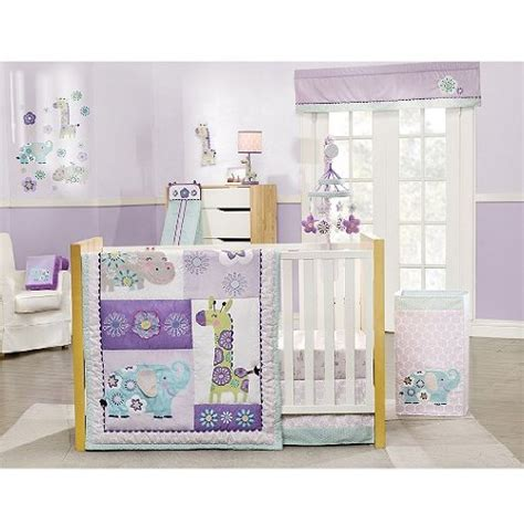 Carters Crib Bedding Set Carters Zoo Garden Crib Bedding Collection Baby Bedding And Accessories