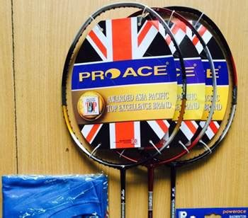 Dan Type Raket Pro Ace 15 merk raket badminton terbaik 2018 ini cara memilihnya