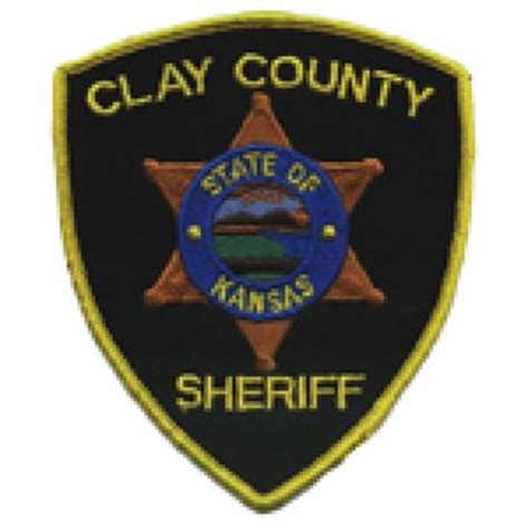 Clay County Sheriff Office by Deputy Sheriff R Kenney Clay County Sheriff S