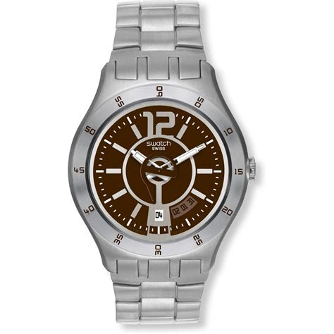 swatch yts406g in a brown mode