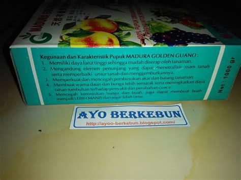 Pupuk Ab Mix Nasa pupuk organik madura golden guano ayo berkebun