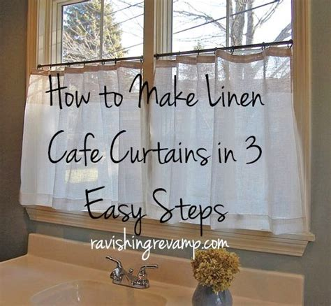 diy kitchen curtain ideas best 25 kitchen curtains ideas on kitchen