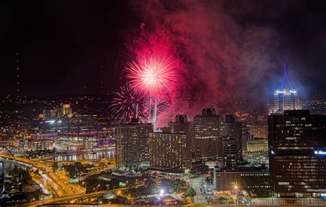 pittsburgh light up schedule fourth of july fireworks set to light up downtown