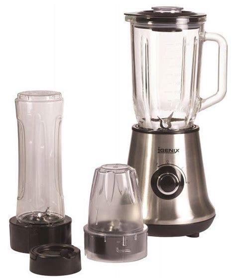 Promo Blender Sanex 3 In 1 Terjamin blender 3 in 1 igenix ig8310 450 w carafa sticla 1 litru rasnita si atasament snoothie