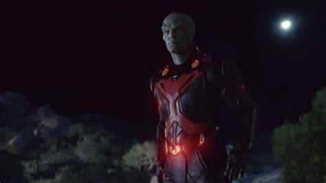 the martian series 1 supergirl cbs episode review martian manhunter