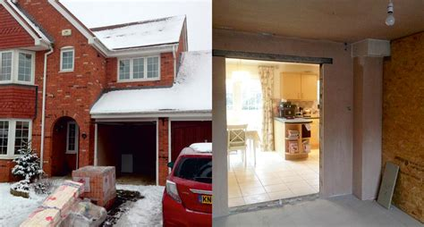convert room back to garage garage conversion ideas homebuilding renovating