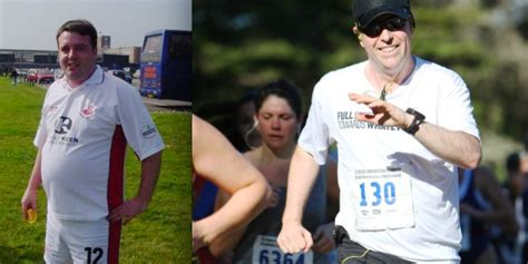 from potato to marathons shane changed his for