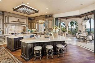 Spanish Mediterranean Style House Plans - 18 inspirational luxury home kitchen designs blog homeadverts luxury real estate for sale