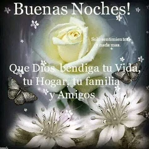 imagenes para decir good night buenas noches on pinterest dios good night and frases