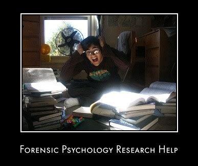 forensic psychology dissertation topics forensic psychology dissertation advice