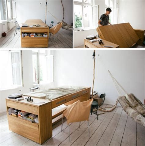 multifunctional bed clever bed designs with integrated storage for max efficiency