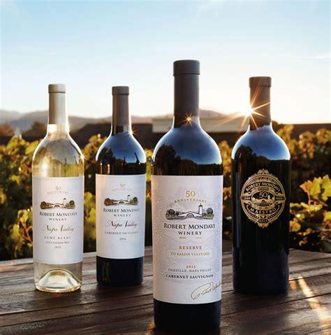 Celebrating 50 Years of Robert Mondavi Winery   The Las