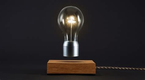 flyte light flyte levitating light will add some wizardry to your home