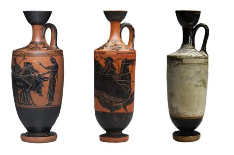 What Were Vases Used For by Common Vase Shapes In Ancient Greece Reconstructing