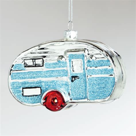 glass retro cer ornament world market