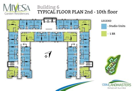 floor plan loan cebu city condominium for sale mivesa garden residences