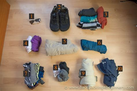 packing minimalist minimalist packing ultimate carry on packing list checklist