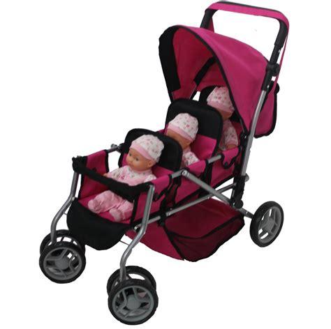 baby doll pram triplet baby doll stroller strollers 2017