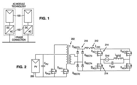 grid tie inverter diagram patent us8081494 fully integrated multi phase grid tie
