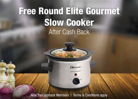 qt tutorial bogo free round elite gourmet 1 5 qt slow cooker southern