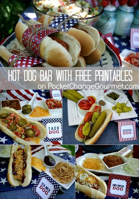 hot dog topping bar hot dog bar toppings hot girls wallpaper