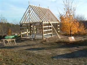 building my small barn thinman s blog