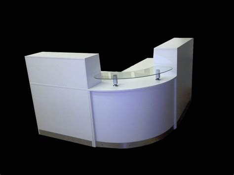 Curved Reception Desk For Sale In Uk View 117 Bargains Second Reception Desks For Sale