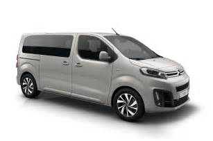 Peugeot Citroen These Are The New Peugeot Traveller Citroen Spacetourer