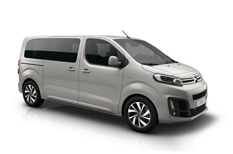 new citroen these are the new peugeot traveller citroen spacetourer
