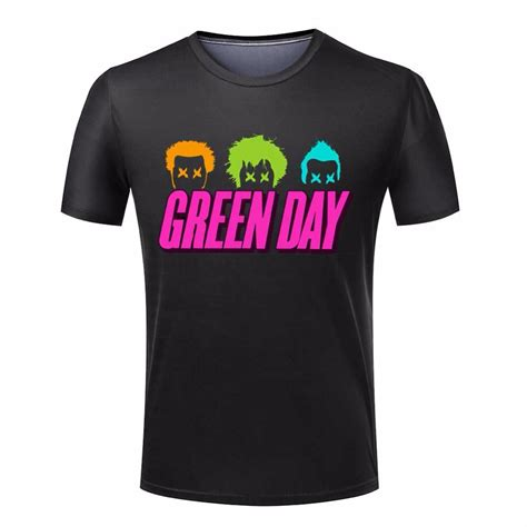 T Shirts Green Day Gdy13 get cheap green day shirts aliexpress