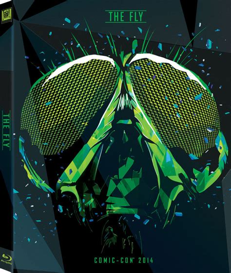 The Fly Bluray sdcc 2014 fox s exclusive sci fi rays revealed ign