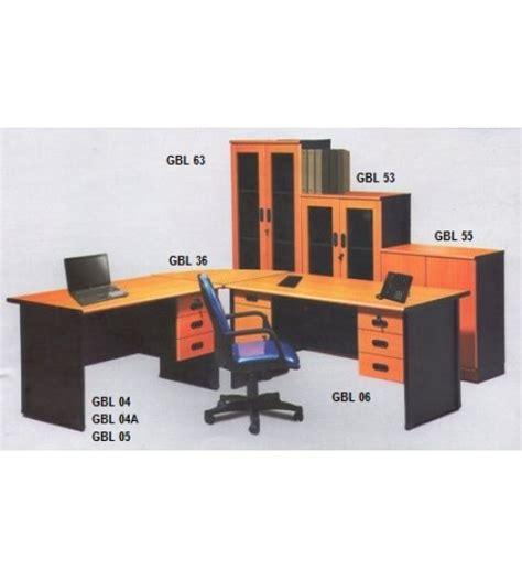 Meja Lobby Kantor meja kantor 1 2 biro global gbl 04