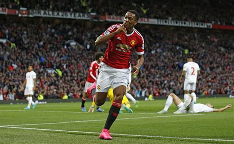 manchester united 2015 2016 team anthony martial manchester united new player for 2015 2016