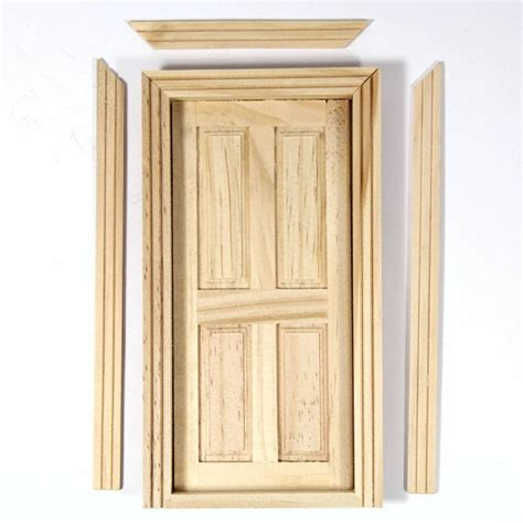 Cottage Interior Doors Cottage Interior Door Small 4 Panel Diy049s