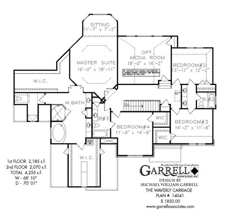 3 bedroom carriage house plans carriage house plan
