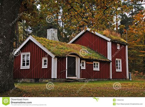 traditional swedish house plans old swedish house stock photos image 11954153