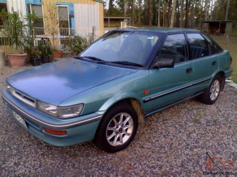 car owners manuals for sale 1994 toyota corolla on board diagnostic system toyota corolla csi seca 1994 5d liftback 5 sp manual 1 6l electronic in woodford qld