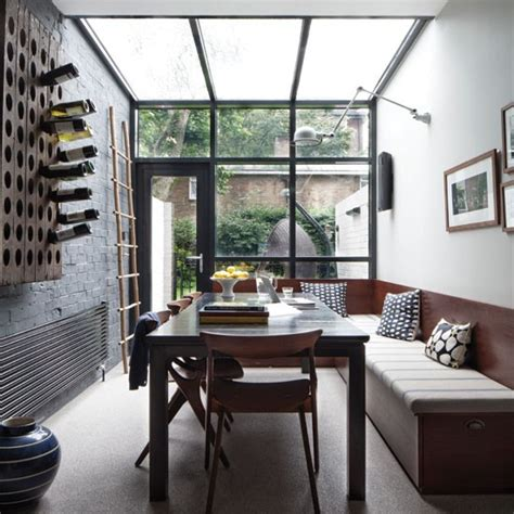 Dining Room Extension Ideas Industrial Style Dining Room Conservatory Modern