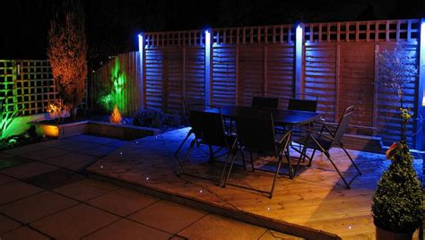 patio garden lights led garden lights